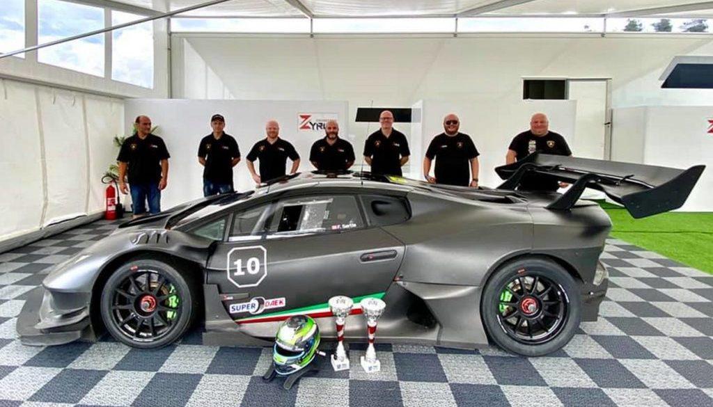 Zyrus Lamborghini LP1200